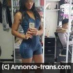 Jeune trans black bonne pompeuse de queue a Bourg en Bresse