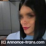 Réelle transexuelle colombienne XXL 24 cm rencontre hot a Cherbourg