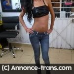 Jeune mannequin transexuelle cherche homme aimant la sodomie