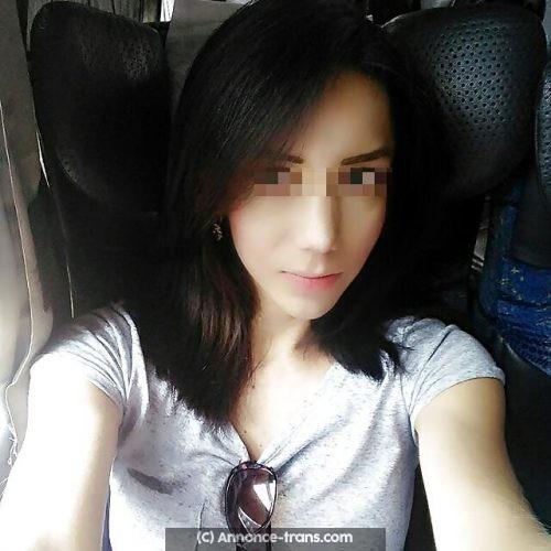 Rencontre et dialogue webcam avec transexuelle docile