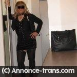 Soirée transexuels et travestis a Paris