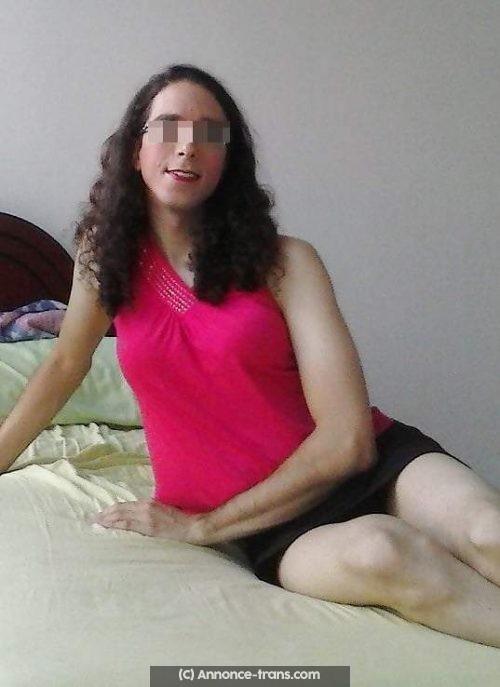 Nouvelle à Béthune, Kim, travestie de 36 ans aimant les calins