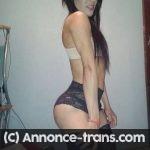Jasmine transexuelle pour relation très chaude