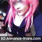 Trans sur Annecy, a envie d'une bonne baise anale