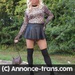 Sexe rapide avec trans