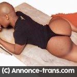 Trans black a Bastille cherche du bon sexe