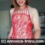 Transexuelle non opérée pour du sexe a Boulogne