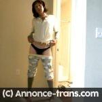 Travestie épilée bien membrée cherche émotions fortes
