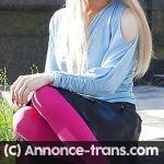 Paulina travestie Suisse cherche homme mur vicieux