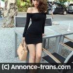 Joanna Transsexuelle cubaine très hot et sans tabou
