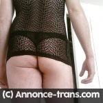 Travestie soumise anale cherche un homme mur