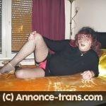 Monica de Brest, la travestie qui te videra les couilles